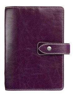Filofax Malden Personal Purple