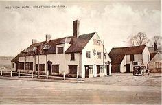 C A B Stratford Upon Avon Stratford upon Avon on Pinterest | Avon, Shakespeare Theatre and ...