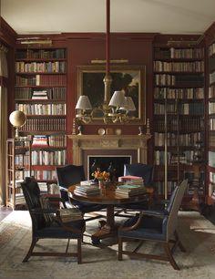 Libraries | Richard Keith Langham