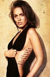 Clicksomemore Get involved: 8 sexiest places for a feminine tattoo