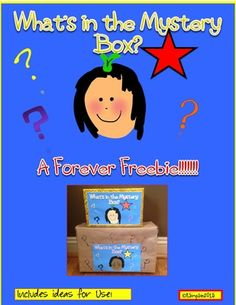 Can You Guess Whats in the Box A Motivational Tool to Promote Critical Thinking from Sunshine and Lollipops on TeachersNotebook.com -  (3 pages)  - This is a great motivational tool to get your kiddos interested in the next topic, concept, lesson or just to have fun acilitating critical thinking skills and strategies.