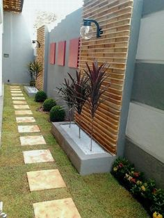backyard ideas, awesome ideas to create your unique backyard landscaping diy inexpensive on a budget patio - Small backyard ideas for small yards Small Backyard Gardens, Backyard Garden Design, Backyard Landscaping, Outdoor Gardens, Backyard Ideas, Landscaping Ideas, Garden Ideas, Backyard Pergola, Garden Path