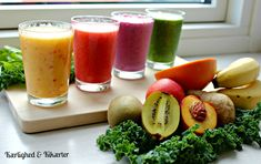 Top 10 Best Smoothie Recipes – Juicing and Smoothies Fruit Smoothie Recipes, Good Smoothies, Smoothie Drinks, Juice Smoothie, Juice Drinks, Fruit Juice, Yummy Drinks, Healthy Drinks, Healthy Recipes