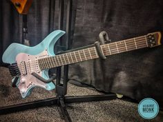 Classic colour for this beautiful guitar from Strandberg. NAMM 2017 #namm2017