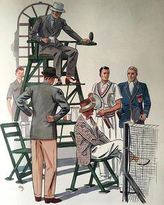 Apparel Arts, summer 1935