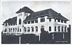 Tanga Hospital, Tanganyika