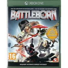 Xbox One Battleborn (Import) BRAND NEW