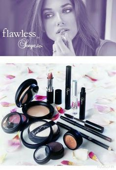 Makeup up that leaves you looking flawless and infused with the goodness of aloe vera. Inspiring women around the world to explore and express their individual perception of beauty