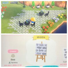 * **Q:** ***Is it possible to use our QR codes from Animal Crossing: New Leaf on our new island in Animal Crossing: New Horizons? Animal Crossing Pattern, Animals Crossing, Animal Crossing Guide, Animal Crossing Qr Codes Clothes, Animal Crossing Redd, Jungle Pattern, Teacup Yorkie, Zebra Wallpaper, Acnl Paths