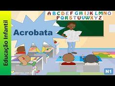 Educação Infantil - Nível 1 (crianças entre 4 a 6 anos) : Acrobata