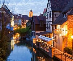La mayoría de los bellos pueblos de Europa