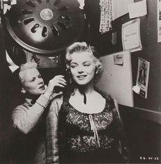 Al Brack - Marilyn Monroe - 1954