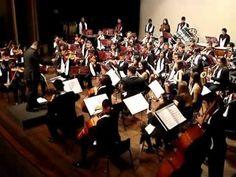 Orquestra Sinfonica Jovem de Jacareí - Tema do filme Rocky
