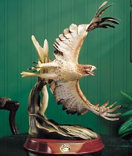 Franklin Mint 1988 Barn Owl Porcelain Sculpture by George McMomigle ...