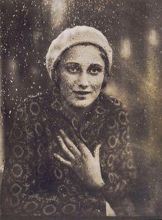 Harold Cazneaux :: Margaret Vyner, 1931