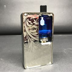 Airflow adjustable from the bottom, with AFC ring, smoothly adjustable!  Suitable for dotMod dotAIO Pod System! Modular Design, Vape, Flask, Deck, Tools, Instruments, Decks, Vaping, Electronic Cigarettes