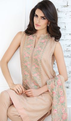 Bareeze Embroidered Eid Dress Collection 2015 http://clothingpk.blogspot.com/2015/06/bareeze-embroidered-eid-dress-collection-2015.html