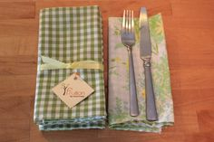 Reversible gingham & floral vintage cloth by Fruitionbyjennifield