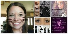 I loved throwing away my old favorite mascara for the last mascara that I'll ever love!!  :)