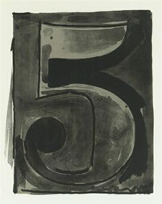 Jasper Johns - FIGURE 5 (ULAE 48) on MutualArt.com