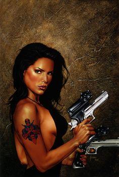 Tattoo by Joe Jusko