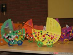 baby carriage craft craft idea      Crafts and Worksheets for Preschool,Toddler and Kindergarten