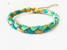 Bracelet women bracelet men bracelet made of by braceletbanglecase, $3.00