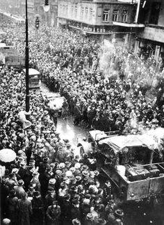 Besetzung Prags durch die Deutsche Wehrmacht, 1939 | Ladislav Sitensky