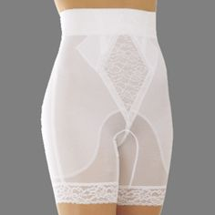 1f3ca4ac08e RAGO Style 6206 - High Waist Leg Shaper Medium Shaping