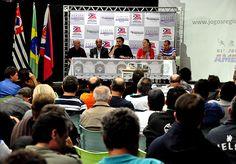 Americana realizou nesta quarta-feira (5) o Congresso Técnico dos 61º Jogos Regionais da 4ª Região Esportiva do Estado de São Paulo