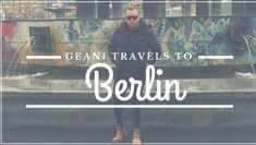 Geani Travels To Berlin: My First Trip Traveling Tips, My Dream, Berlin, Told You So, Things To Come, Movie Posters, Film Poster, Film Posters, Poster
