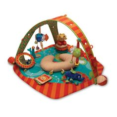 11 awesome play gyms for baby @BabyCenter #babygear #babygym