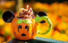 Everything you need to know (what to do, special pumpkin snacks, etc.) about Halloween Time at Disneyland!