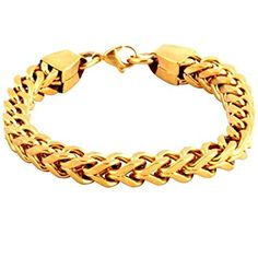 Fashion week Bracelets gold for men designs with price for girls