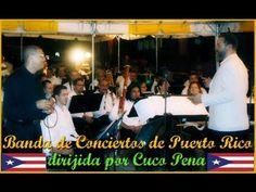 Banda de Conciertos de Puerto Rico dirijida por Cuco Peña, MIX
