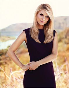 Claire Danes. She had me at My So Called Life. She's done it again to me with Homeland. What a rock star.