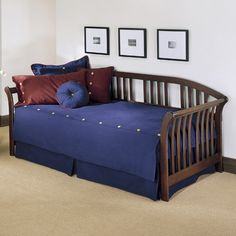 Salem Daybed Accessories: Euro Top Spring and Pop-up - http://delanico.com/daybeds/salem-daybed-accessories-euro-top-spring-and-popup-548755637/