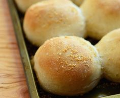 Pandesal aroma will fill our house soon. ;)