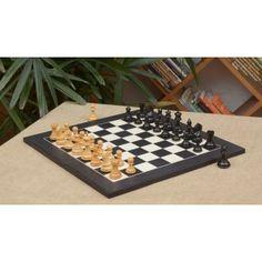 Schachspiel – Fierce Knight Staunton Schachfiguren aus Ebenholz und Buchsbaumholz(König 77 mm) mit furniertem Schachbrett aus Anigre schwarz und Ahornholz aus Indien >> http://www.chessbazaar.de/schachspiel/kostengunstige-schachspiele/schachspiel-fierce-knight-staunton-schachfiguren-aus-ebenholz-und-buchsbaumholz-konig-77-mm-mit-furniertem-schachbrett-aus-anigre-schwarz-und-ahornholz-aus-indien.html