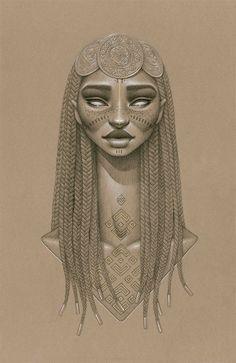 Sun Goddesses by Sara Golish