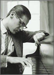 (Bill Evans may have been the most influential jazz pianist of the 20th century... Thanks for being part of our history.) - R_29.01.2013