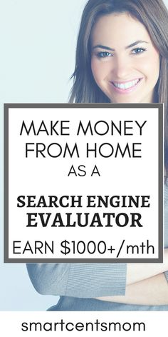 Making money online: Working as a search engine evaluator is a great way to earn extra cash fast! If you are looking for legitimate making money ideas then you will love search engine evaluator online jobs. This is a flexible and fast way to make money online! I love doing this job while my kids nap.
