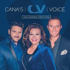 A Christian music review of This Changes Everything by Cana's Voice published by StowTown Records and reviewed by One Man In The Middle