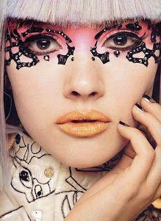 Makeup by Kabuki!