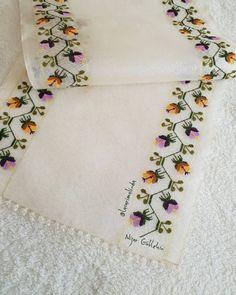 Designer Party Wear Dresses, Bargello, Floral Tie, Needlework, Cross Stitch, Crochet, Pretty, Handmade, Cross Stitch Embroidery