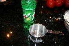 The Best Biscuits Seven Up Biscuits, 7 Up Biscuits Recipe, Homemade Biscuits, Sour Cream Biscuits, Drop Biscuits, Quick Bread Recipes, Easy Recipes, Cooking Recipes, Skillet Bread