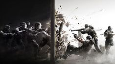 Ubisoft Doubles Up on New-Gen Tom Clancy Games with Rainbow Six: Siege and The Division Tom Clancy's Rainbow Six, Michael Gambon, Xbox One, R6 Wallpaper, Wallpaper Backgrounds, Screen Wallpaper, Team Wallpaper, Joker Wallpapers, Wallpaper Space
