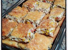 Torta de Atum - Veja mais em: http://www.cybercook.com.br/torta-de-atum.html?codigo=1107