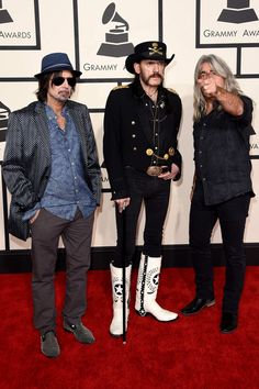 Phil Campbell, Lemmy and Mikkey Dee - The Cut