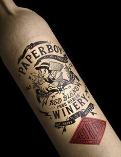 Paperboy Wine by Stranger & Stranger